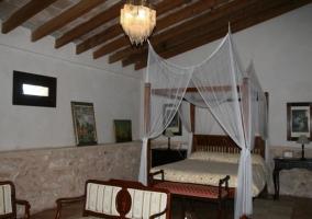 Dormitorio amplio con aseo al lado