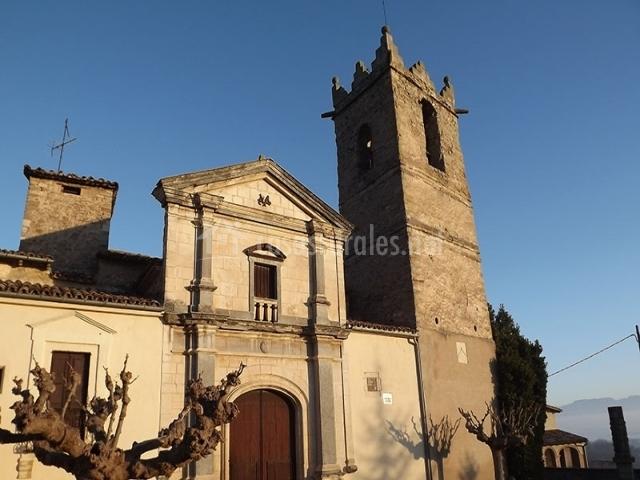 Iglesia de San Andreu
