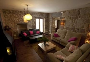 Casa do Ferreiro - Cambados, Pontevedra