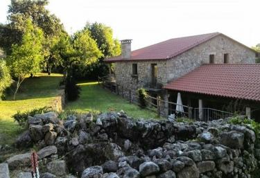 Casas do Sobral - Oia, Pontevedra