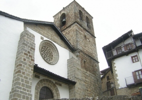 Iglesia de Nuestra Señora de la Asunción en Candelario