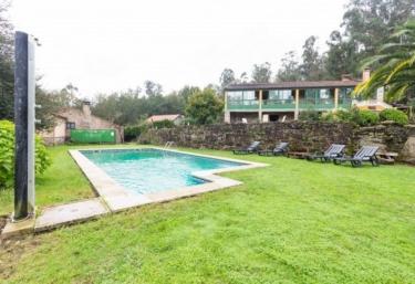 Casa da Urcela - Cristiñade, Pontevedra