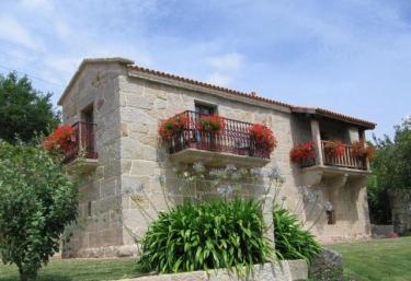 Casa do Ache - Poio (San Juan resto Parroquia), Pontevedra