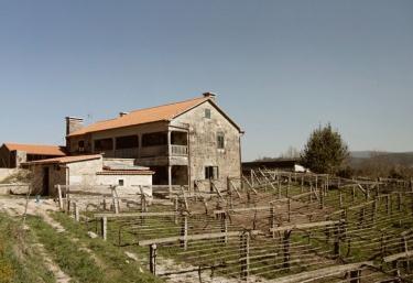 Cabana das Bolboretas - Barro, Pontevedra