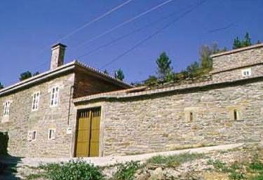 Casas rurales con chimenea en lal n - Casa rural lalin ...