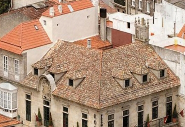 Pazo de Mendoza - Baiona, Pontevedra