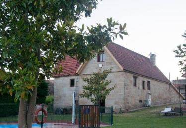 Casa do Pombal - Moaña (Casco Urbano), Pontevedra