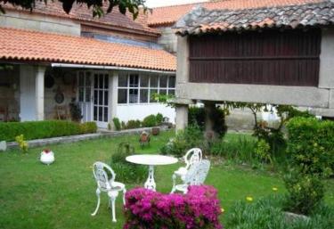 Pazo Almuíña - Arbo, Pontevedra