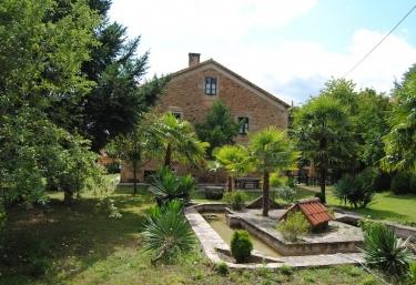 Casa dos Cregos - Bascuas, Pontevedra