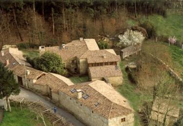 Abadia do Pelouro Axeito - Tui, Pontevedra