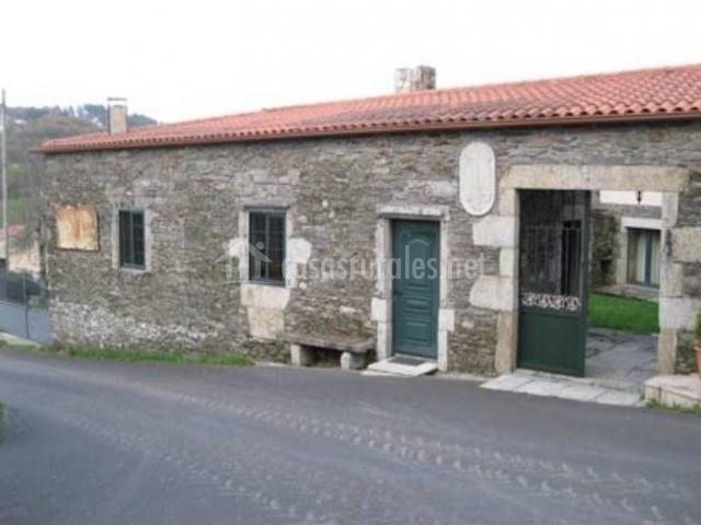 Casa Galicia en Forcarei (Pontevedra)
