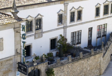 Convento de San Benito - A Guarda, Pontevedra