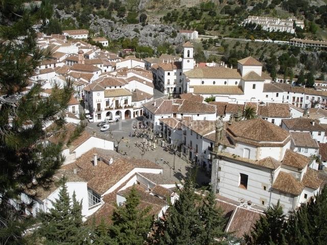 Molino la catedral en grazalema c diz for Registro bienes muebles cadiz