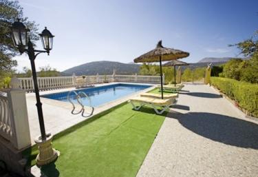 Casa rural Cortijo Villamaría - Illora, Granada