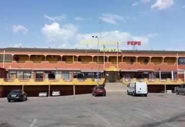 Hostal Pepe - Graja De Iniesta, Cuenca