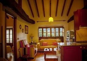 Casería El Hondrigu - Apartamento La Pesa