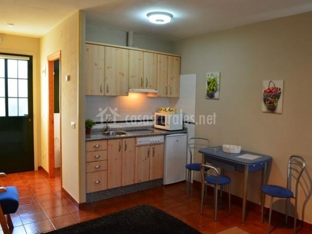 Apartamentos Castello- Estudio 4 en San Cristobal (Coaña) (Asturias)