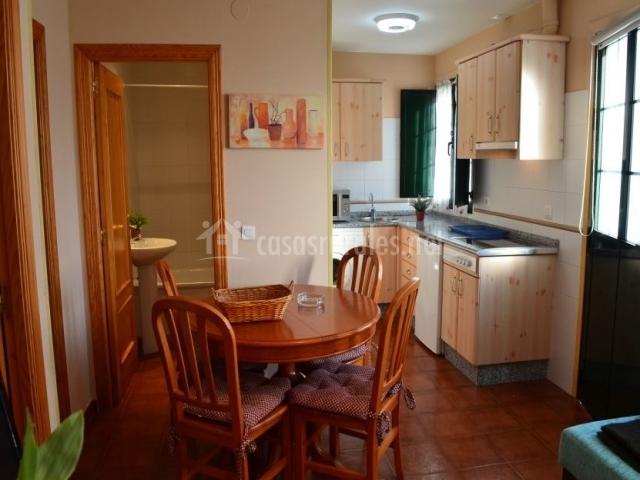 Apartamentos Castello- Apartamento 1 en San Cristobal (Coaña) (Asturias)