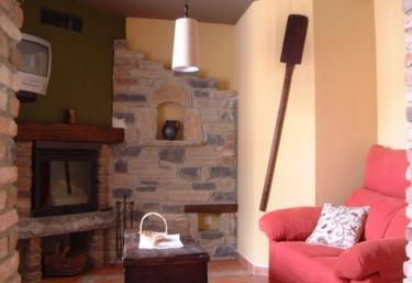 Casas rurales con chimenea en campiellos for Casa rural con chimenea asturias