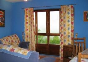 La Panerona- Apartamento Azul