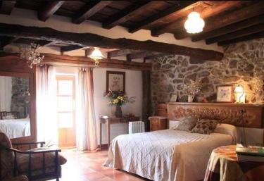 Casa rural Lucía - Mogarraz, Salamanca