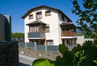 Casa de Aldea - Hacienda Llamabúa - Navia, Asturias