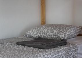 Doble con camas individuales