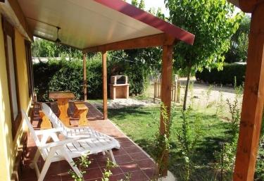 Camping Cubillas - Cubillas de Santa Marta, Valladolid