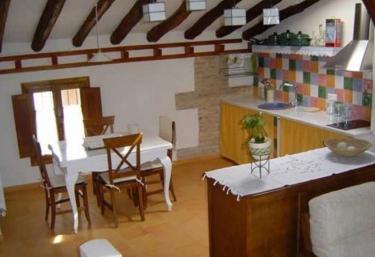 Casa Azara- Apartamento El Granero - Lascellas, Huesca