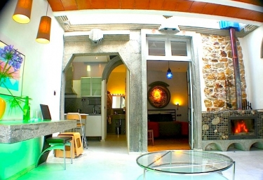 Apartamento Electrón- Zentral Club - Belmonte, Asturias