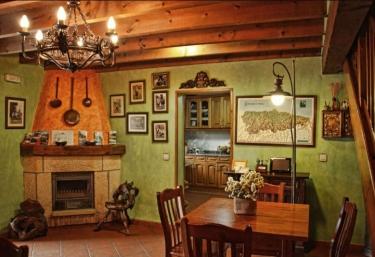 Casas rurales con chimenea en cangas de onis p gina 3 for Casa rural con chimenea asturias