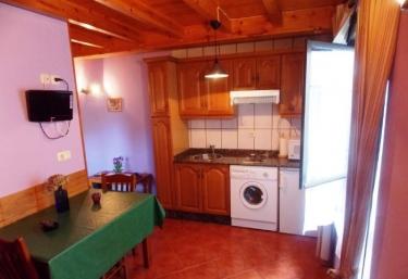 Apartamento Cuélebre - Porrua, Asturias
