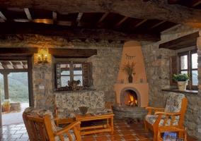 Casa rurales El Corberu
