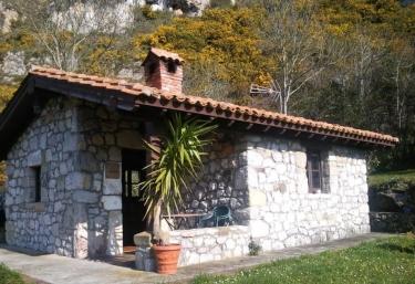 Casa rural La Cabaña del Corberu - Ribadesella, Asturias