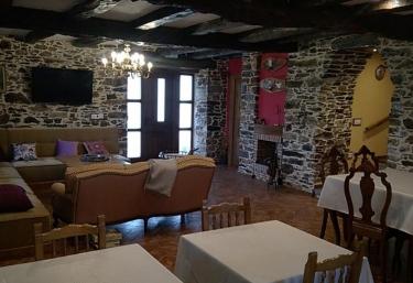 Casas rurales con chimenea en argolellas for Casa rural con chimenea asturias