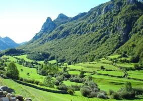 Zona del Parque Natural de Somiedo