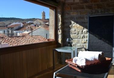 Casa Bielsa- Apartamento Toni - Mosqueruela, Teruel