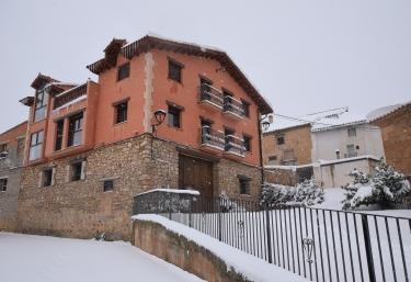 El Castillo de Celia- Peña Blanca - Cubla, Teruel