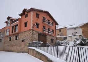 El Castillo de Celia- Peña Blanca
