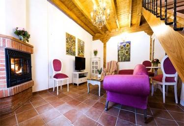 Poza de la Torca Casa Rural 2 - Tobera, Burgos