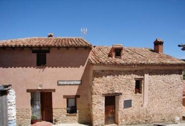 Casa de los Maestros - Moscardon, Teruel