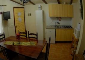 La Veguilla- Apartamento 4