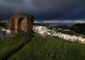Zona de la Torre de Vela