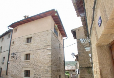 Casa Rural Azulete - Uncastillo, Zaragoza