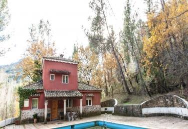 Noguera de la Sierpe Casa rural IV - Cazorla, Jaén