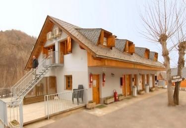 Apartamentos Abuhardillados Baliera - Bonansa, Huesca