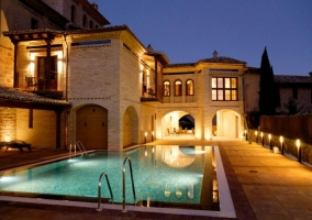 Villa de Alquézar
