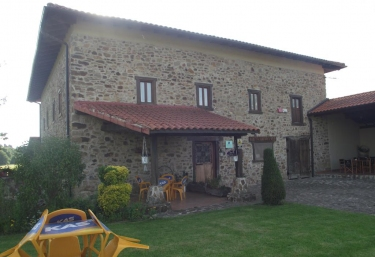 Casa Rural Bentazar - Elosu, Álava