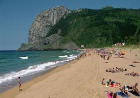 Playa de Laga