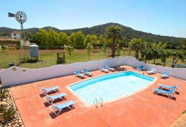 Villa Mediterráneo - Blanes, Girona